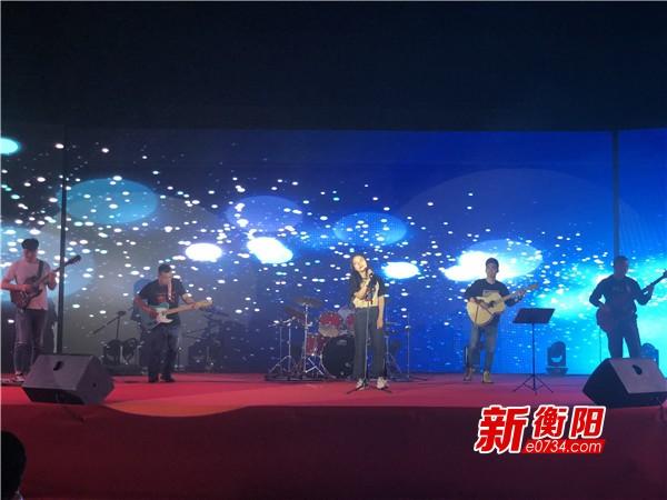 《中国好声音》衡山赛区海选启动 近3000人参赛