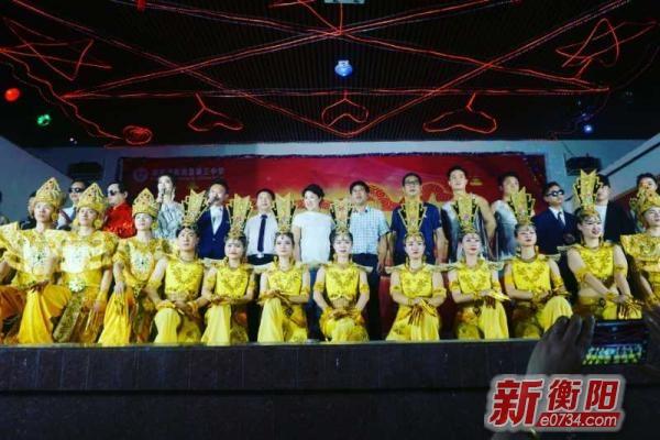 残疾人艺术团演出进校园 衡南三中师生震憾献爱心