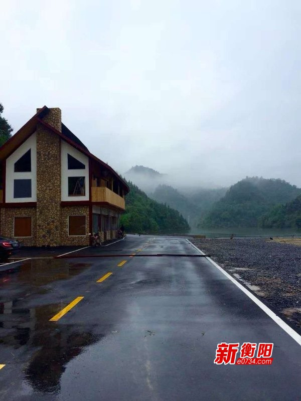 衡南县十牛山水景区内外兼修 打造旅游新地标