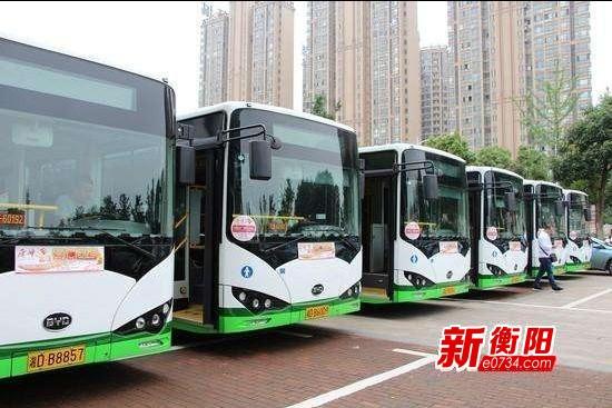 衡阳公交快讯:5月30日6条线路延长营运时间