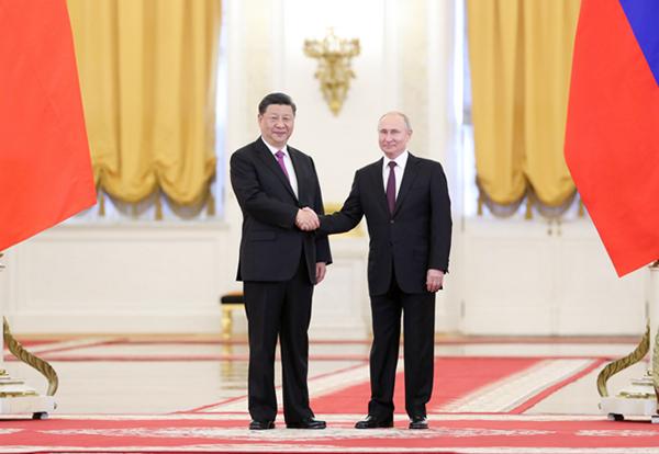 千磨万击还坚劲——习近平主席访问俄罗斯并出席第二十三届圣彼得堡国际经济论坛综述