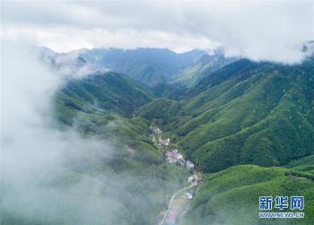 生態中國·碧水丹山瞰武