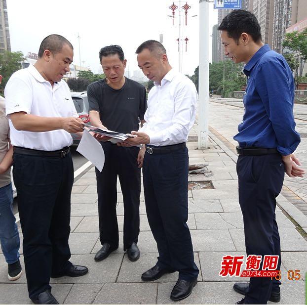 衡陽市住建局局長李向陽:精準發力共建最美地級市
