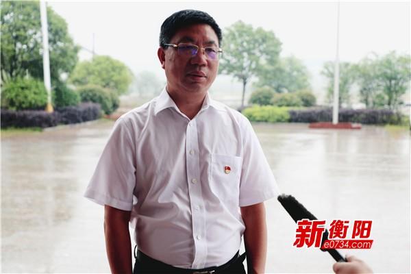 石鼓区区长刘浪:努力建设有品质有品位的美丽乡村