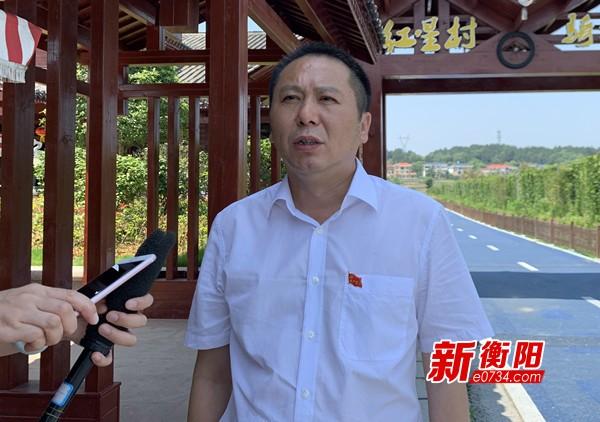 南岳區委書記曾建華:打造宜居宜游的農村人居環境