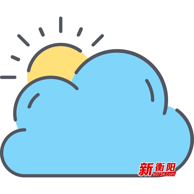 雨水漸歇6月25至29日 衡陽無明顯強降水過程