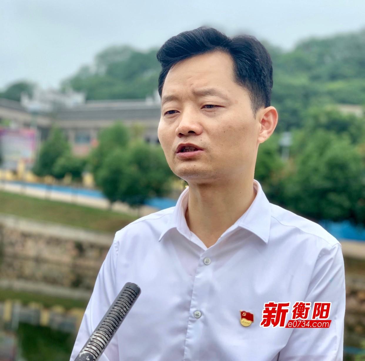 衡南縣委書記胡果雄:因地制宜整治好農村人居環境
