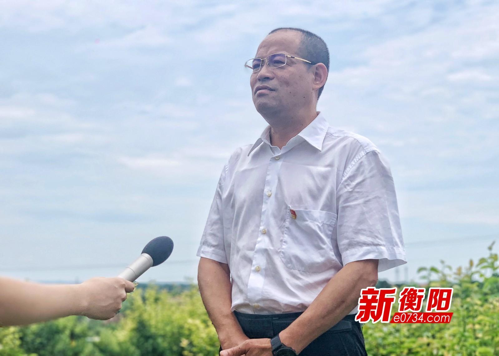 珠暉區委書記陳禮洋:因地制宜建設美麗宜居村莊