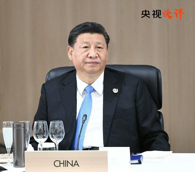 【央視快評】打造高質量世界經濟的中國方案