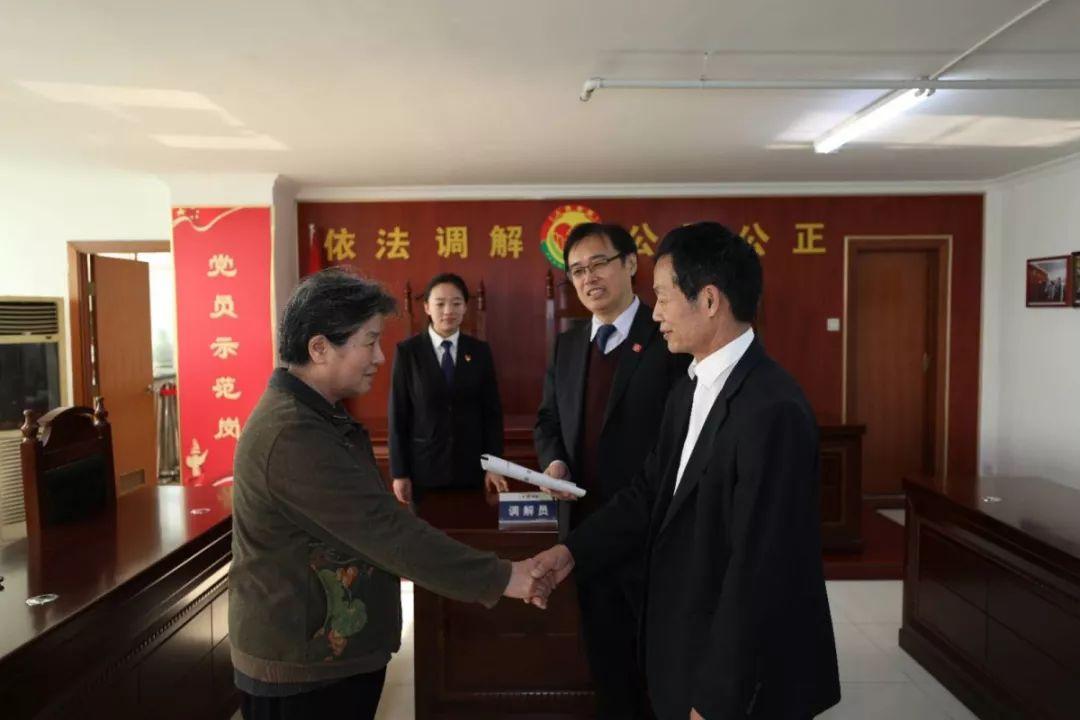 新時代司法為民好榜樣丨李榮凱:奮力開創基層法律服務新局面