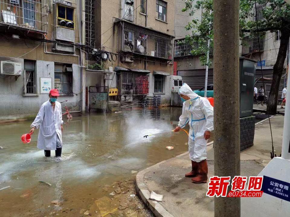 如何保障災后飲用水安全?衡陽市疾控中心告訴你