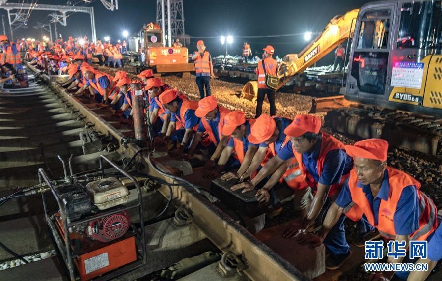 昌贛高鐵正式接入國家高鐵網