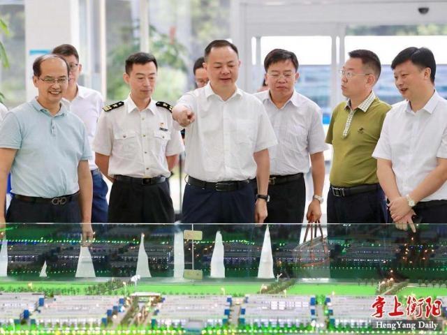 郑建新率队赴成都考察 衡阳临空经济迎来新机遇