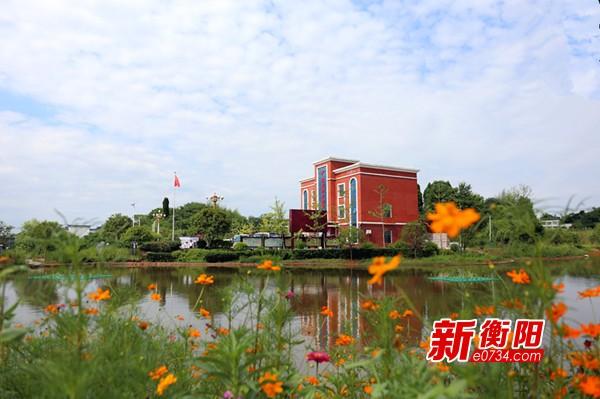 衡陽市召開農村人居環境整治工作現場推進會