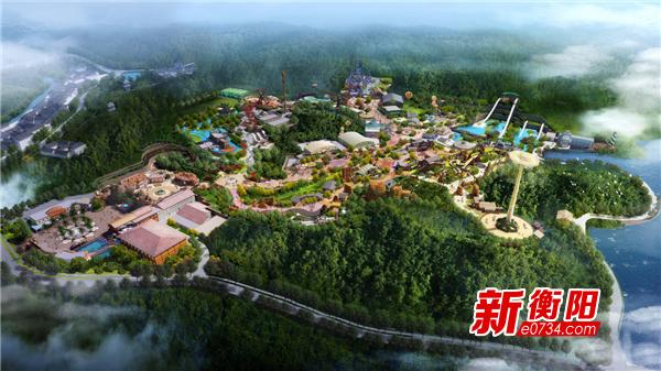 """项目加速推进:""""梦东方""""在衡打造产城融合新样板"""
