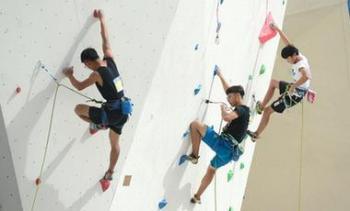 亚洲少年攀岩锦标赛落幕 中国队收获10金