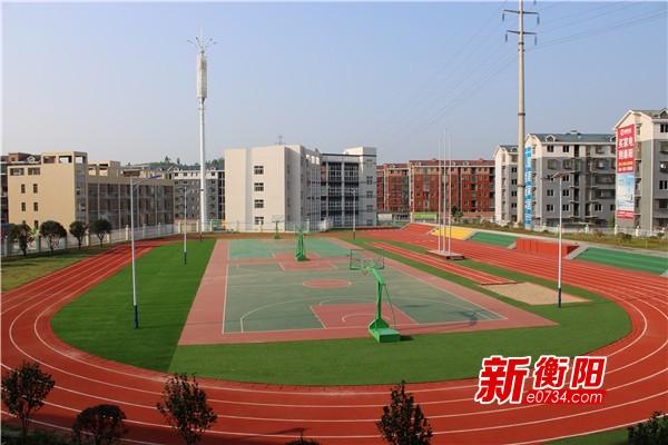 耒陽今秋14所新校交付使用 新增學位1.4萬余個