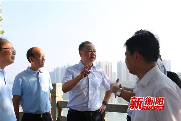"""一江清水繞衡州——衡陽湘江治理""""六年攻堅戰""""紀實"""