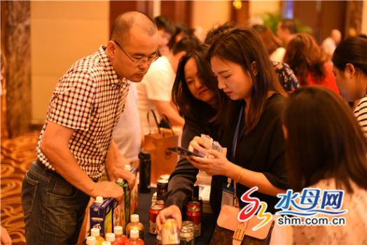 历史文化与品牌完美融合 一枝笔莱阳梨汁助力新媒体创新发展峰会