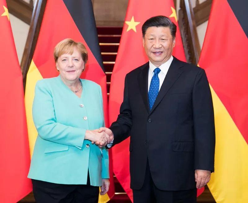 德国总理默克尔第12次访华,传递的这条信息很重要