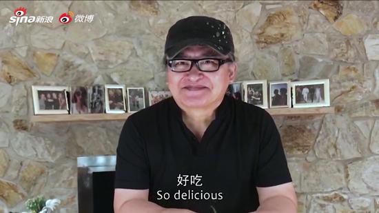 著名歌手湖南女婿刘欢向世界推介湖南腊肉