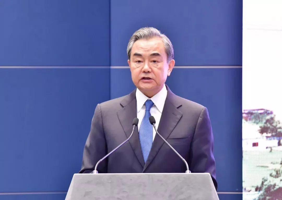王毅国务委员兼外长在外交部湖南全球推介活动上的致辞
