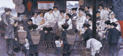 同賀國慶 共享榮光(逐夢70年) ——慶祝新中國成立70周年系列藝術展覽掠影