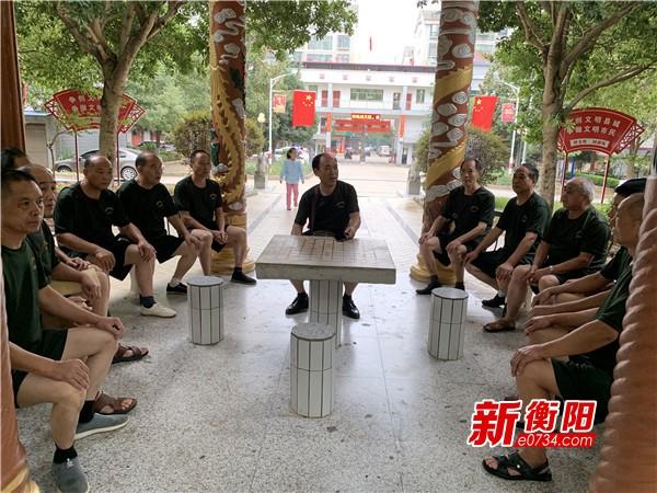 不忘初心牢记使命:祁东13名老兵地方继续发挥余热