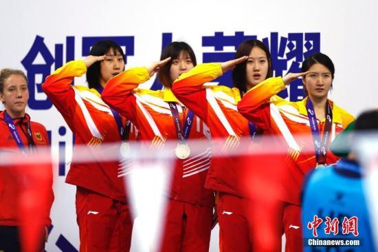 軍運會第3日:再添16金!中國軍團遙遙領跑獎牌榜