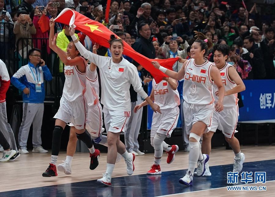 26日綜合:多個項目收官 中國女籃男排奪冠