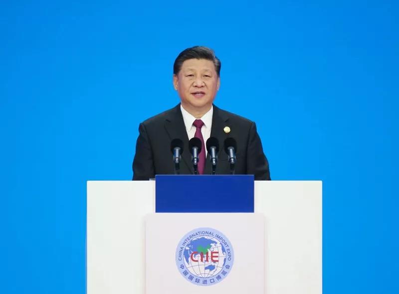 重温习语,从进博会读懂更开放的中国