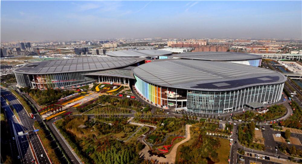 進博之光輝耀世界 ——寫在第二屆中國國際進口博覽會開幕之際