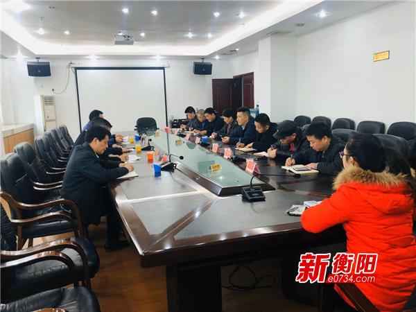 """""""双创""""进行时:湘潭市岳塘区来衡交流创卫经验"""