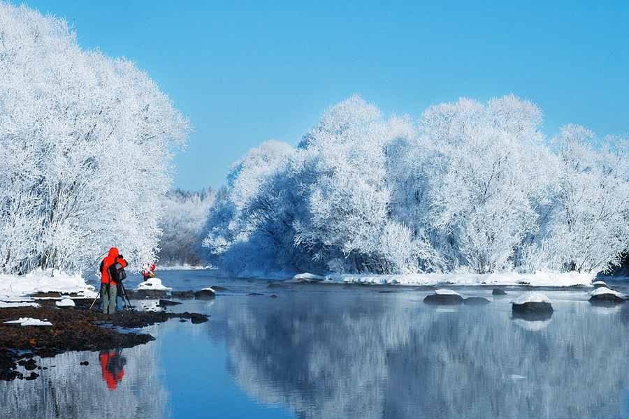 【生態文明@濕地】秋有濕地冬有雪 絕美龍江!