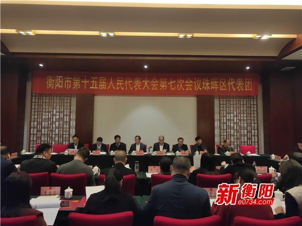【两会在线】衡阳各人大代表团继续审议政府工作报告、审查计划财政报告