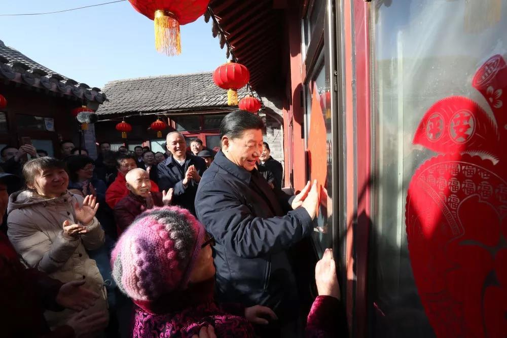 春節到!聽習近平講中國傳統文化
