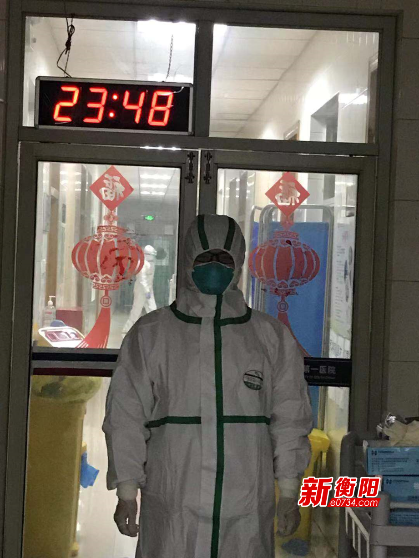 """【抗""""疫""""人物速写】医生刘琼""""身处隔离区就要做病人最大的依靠"""""""