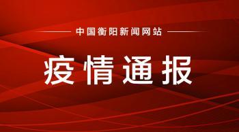 2020年2月2日�e衡阳市新型冠状病毒感染的肺炎疫情情况