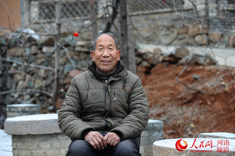 【新春走基层】河南嵩县:伏牛山民绘小康