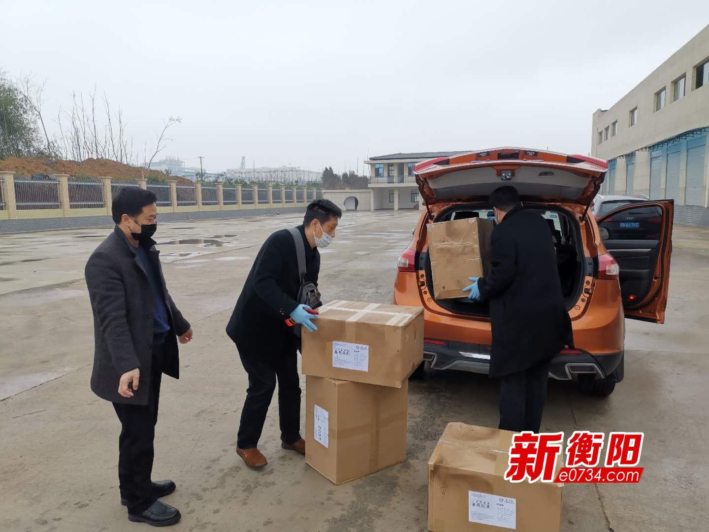 衡陽市市場監督管理局全力護航  保障藥企防疫復工兩不誤