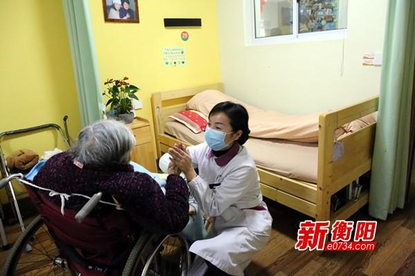 雁峰区做好养老机构疫情防控工作  让老人平安稳定度过疫情