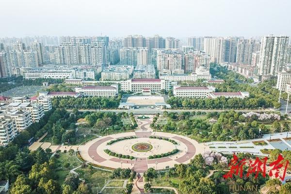 【新湖南】衡阳:迎春风 擂战鼓 满城春色复工忙