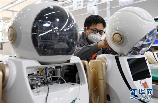 外媒:中国经济活力回升 希望正重返中国市场
