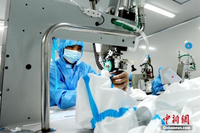 國家藥監局:加強疫情防控醫療器械出口質量監管工作