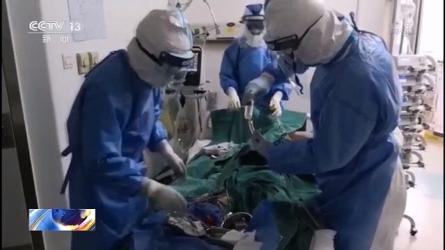 歷經兩道生死關 78天治療 武漢一新冠肺炎重癥患者康復出院