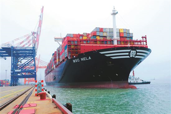 七部门联合发布通知:保障运输通道畅通便利 更好服务稳外贸工作