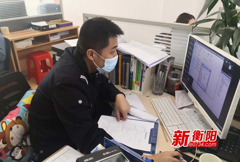 """【净网2020】不留""""死角"""" 衡阳县开展网络安全专项检查"""