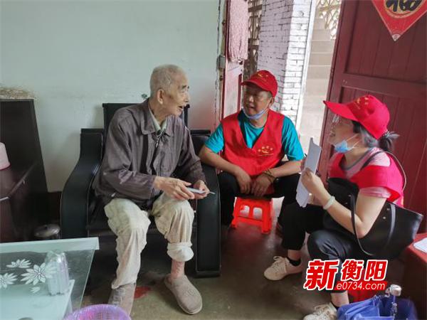 """衡阳市文旅广体局主题党日活动走进社区 助力""""三创""""工作"""