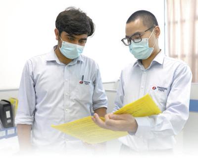 """患难见真情 共同抗疫情 ——中企海外项目克服困难确保抗疫、生产""""两不误"""""""