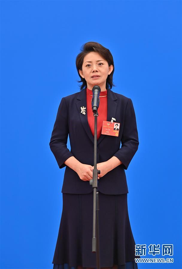 """楊安娣委員:吉林省打造冰雪""""3+X""""全產業鏈發展新路"""
